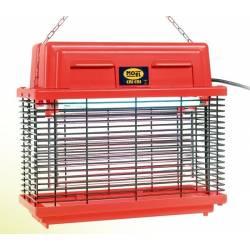 Уничтожитель летающих насекомых CriCri-309FR FLUO (Красный)