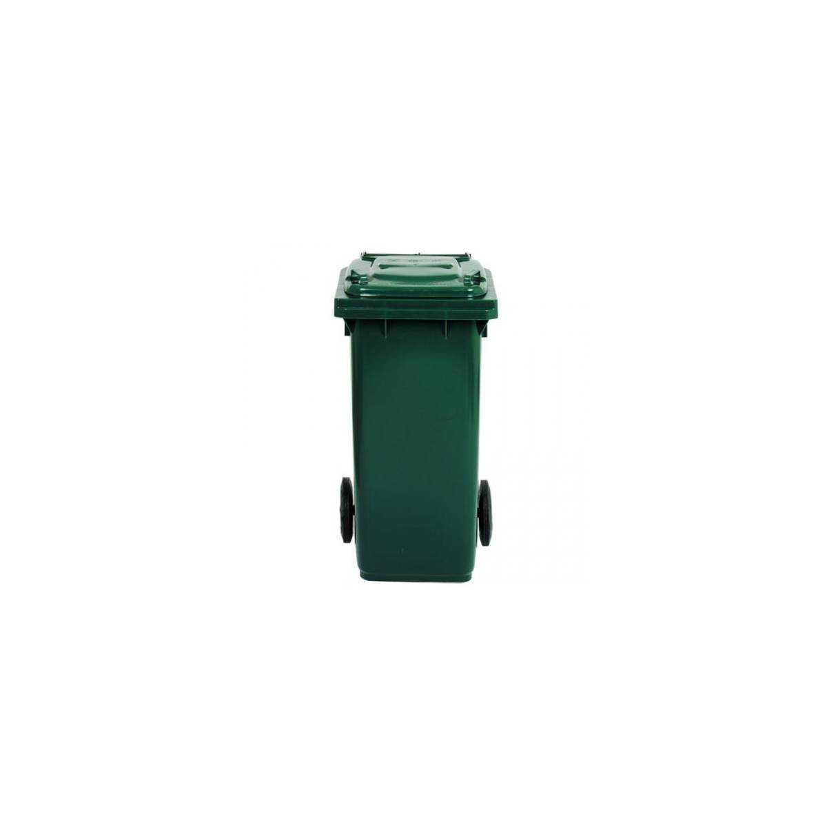 Контейнер для мусора 120л (J0120 GNGN) (Зеленого цвета) J0120 GNGN Mar Plast