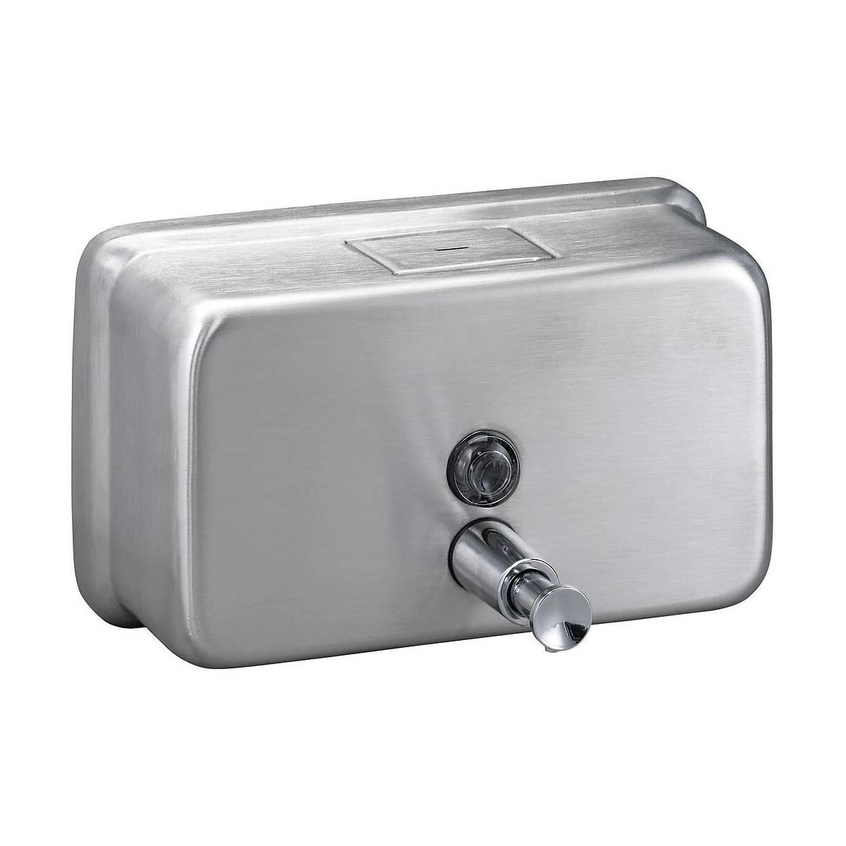 Дозатор жидкого мыла 1000 мл горизонтальный 302302 Noksi