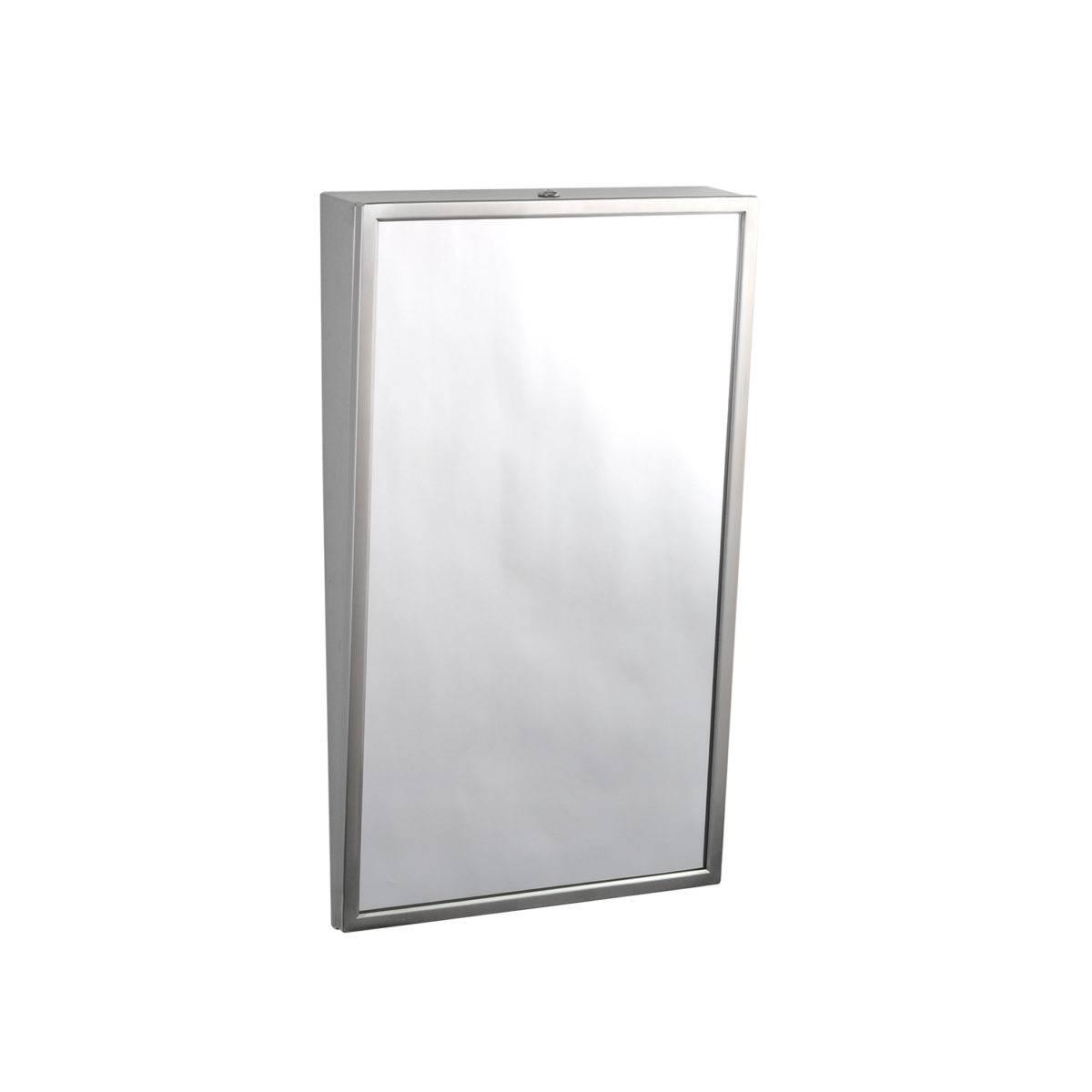 Зеркало с фиксированным положением наклона 2931630 Bobrick