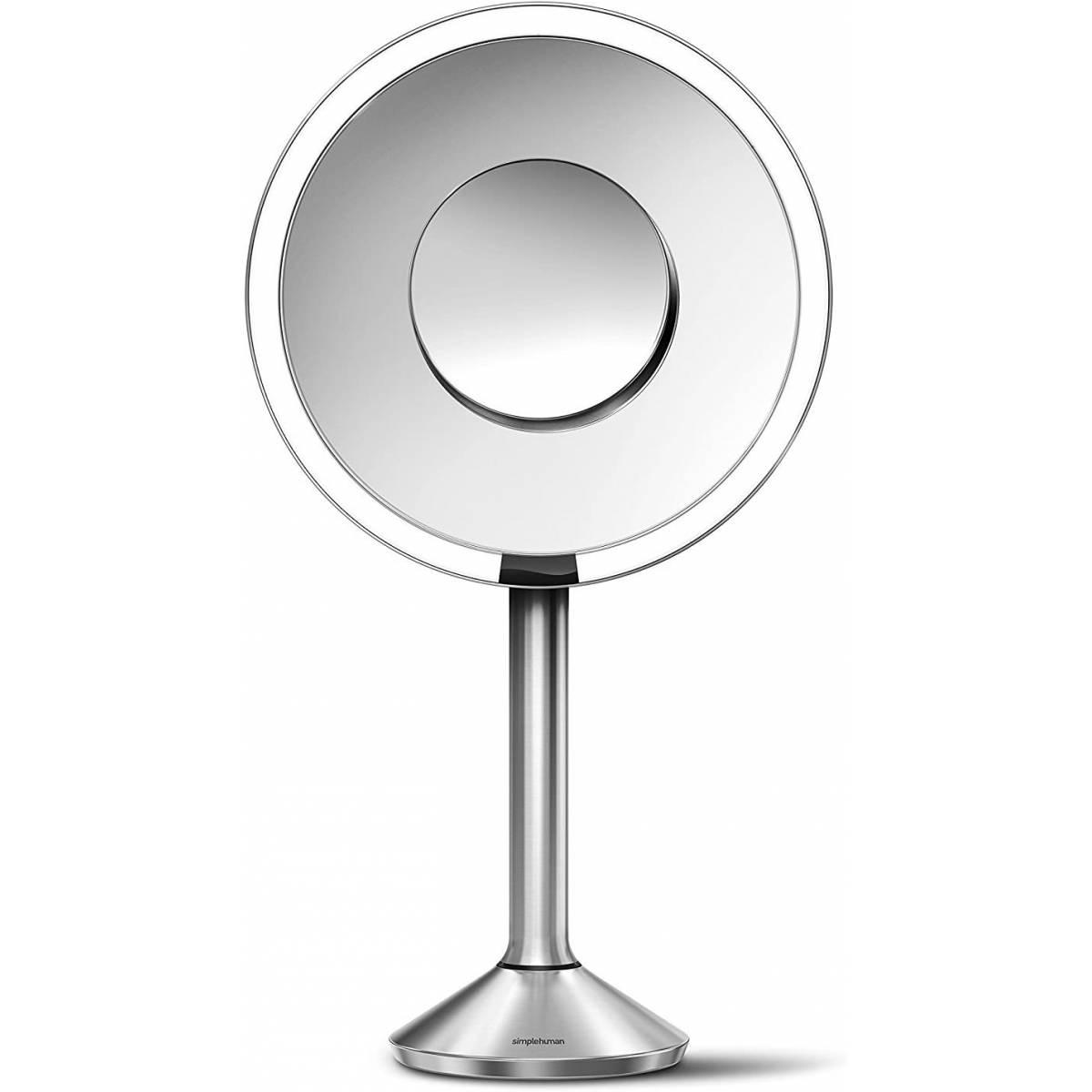 Зеркало сенсорное круглое Pro ST3007 Simplehuman