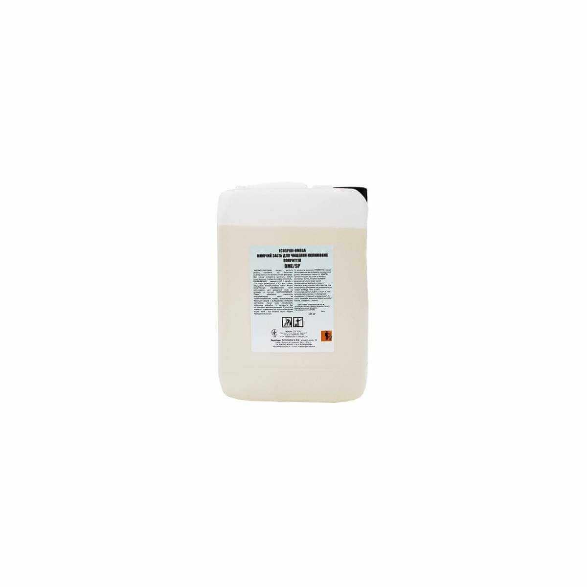 Средство для чистки ковровых покрытий, Omega 10кг 011009BK010A045 ECOCHEM