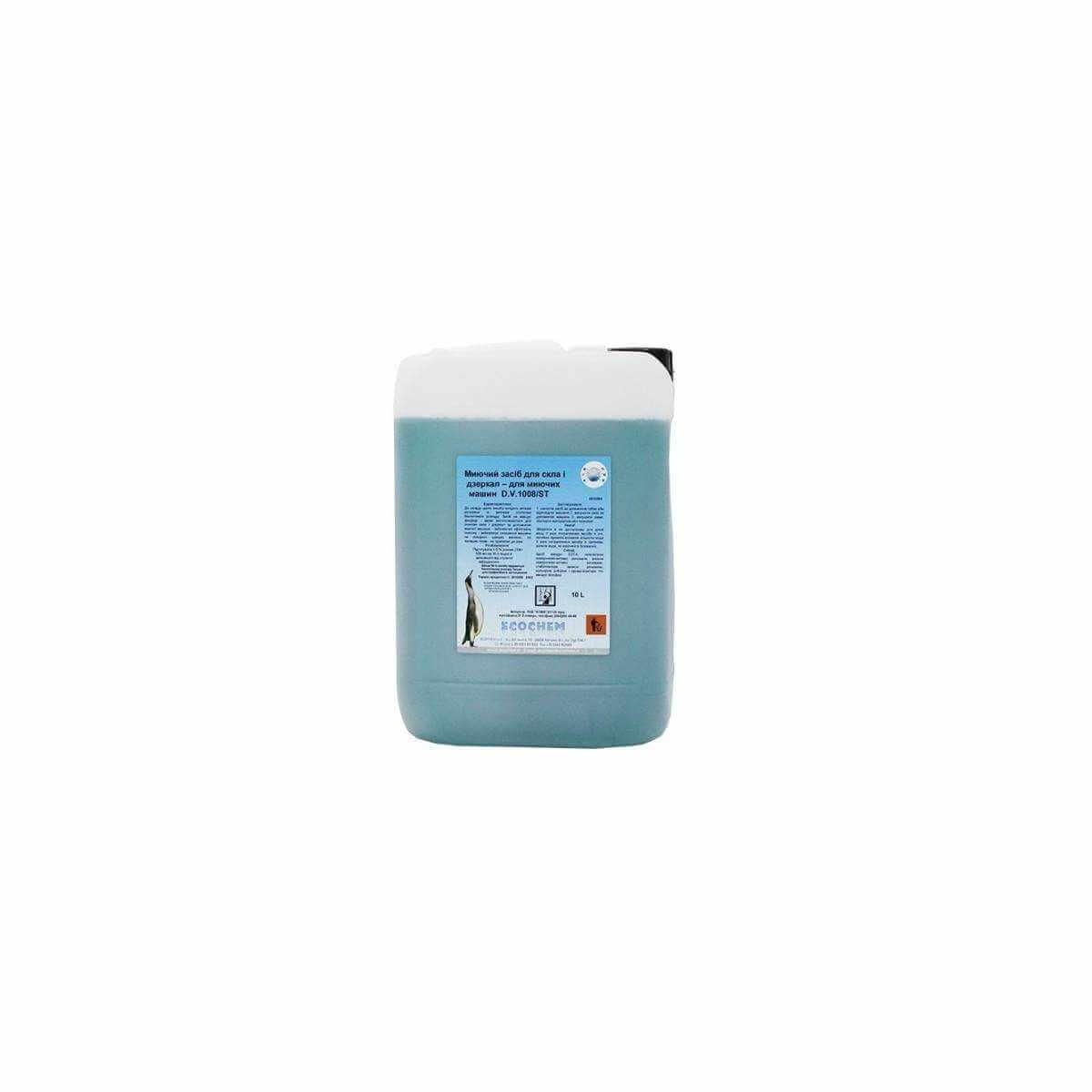Средство для мытья стеклянных поверхностей 10 л 061008AL0101998 ECOCHEM