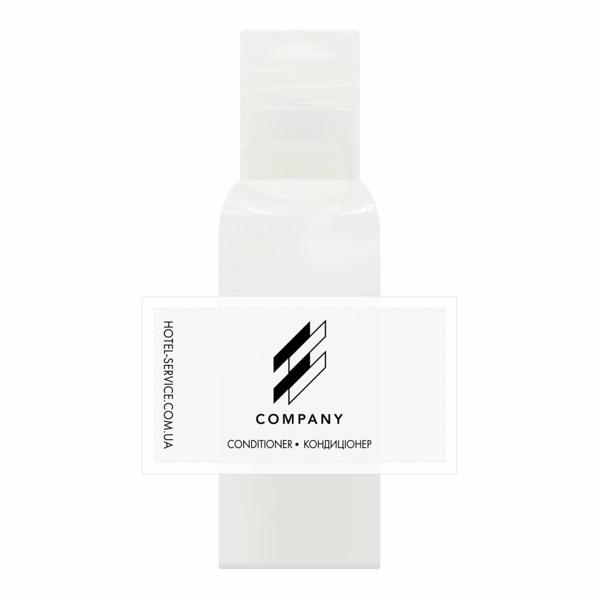 Кондиционер для волос 30 мл с логотипом заказчика CR/B30-L HSG