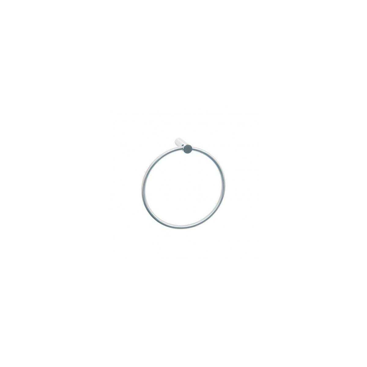 Держатель полотенец металлический круглый MEDINOX (AI0110C) AI0110C Mediclinics