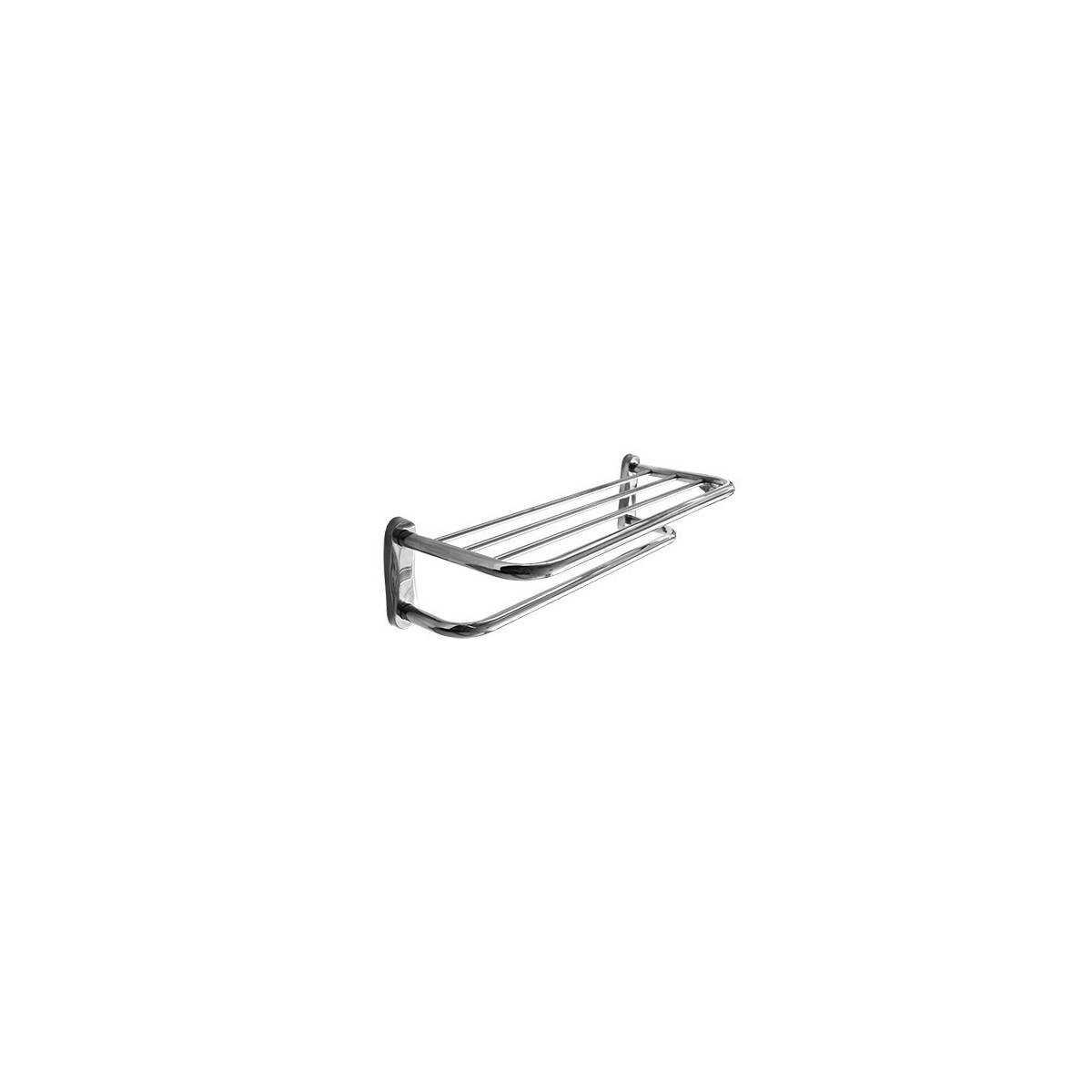 Полка-держатель полотенец металлическая (A4101) A4101 Gatto