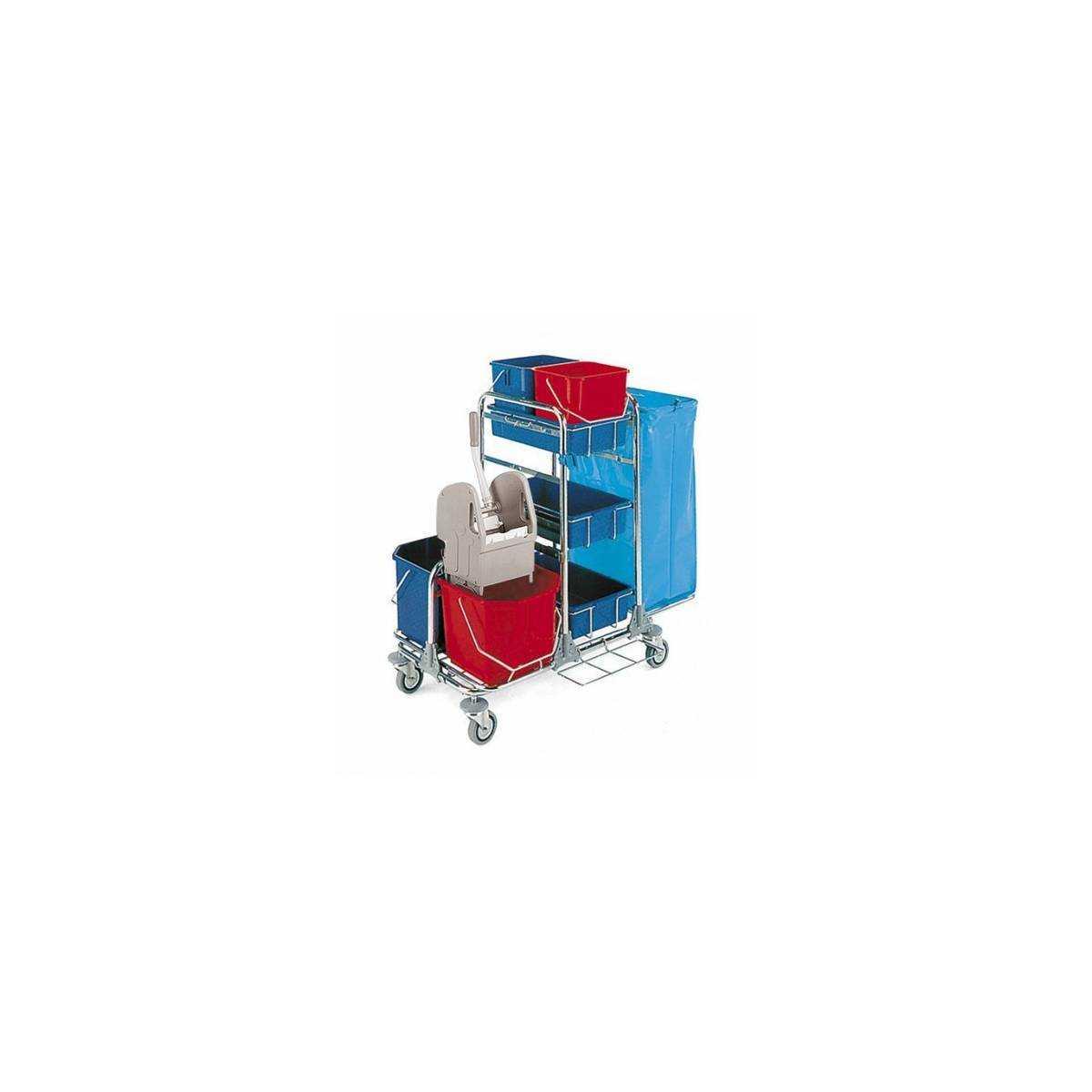 Тележка для уборки MODULAR 170 (7170) 7170 TTS