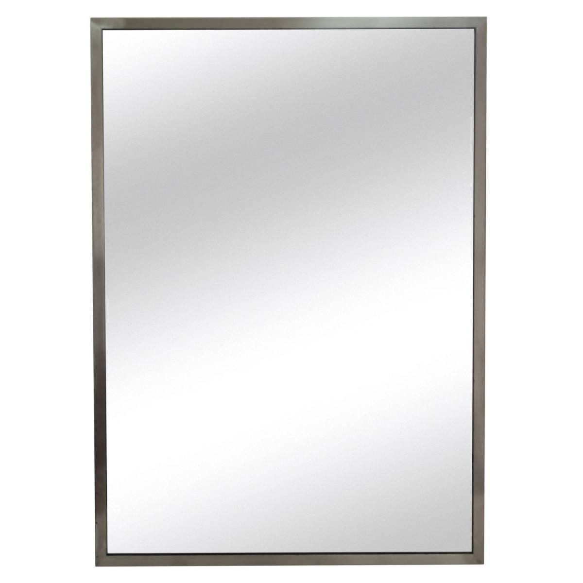 Зеркало поворотное, с окантовкой из нержавеющей стали 150300 Noksi