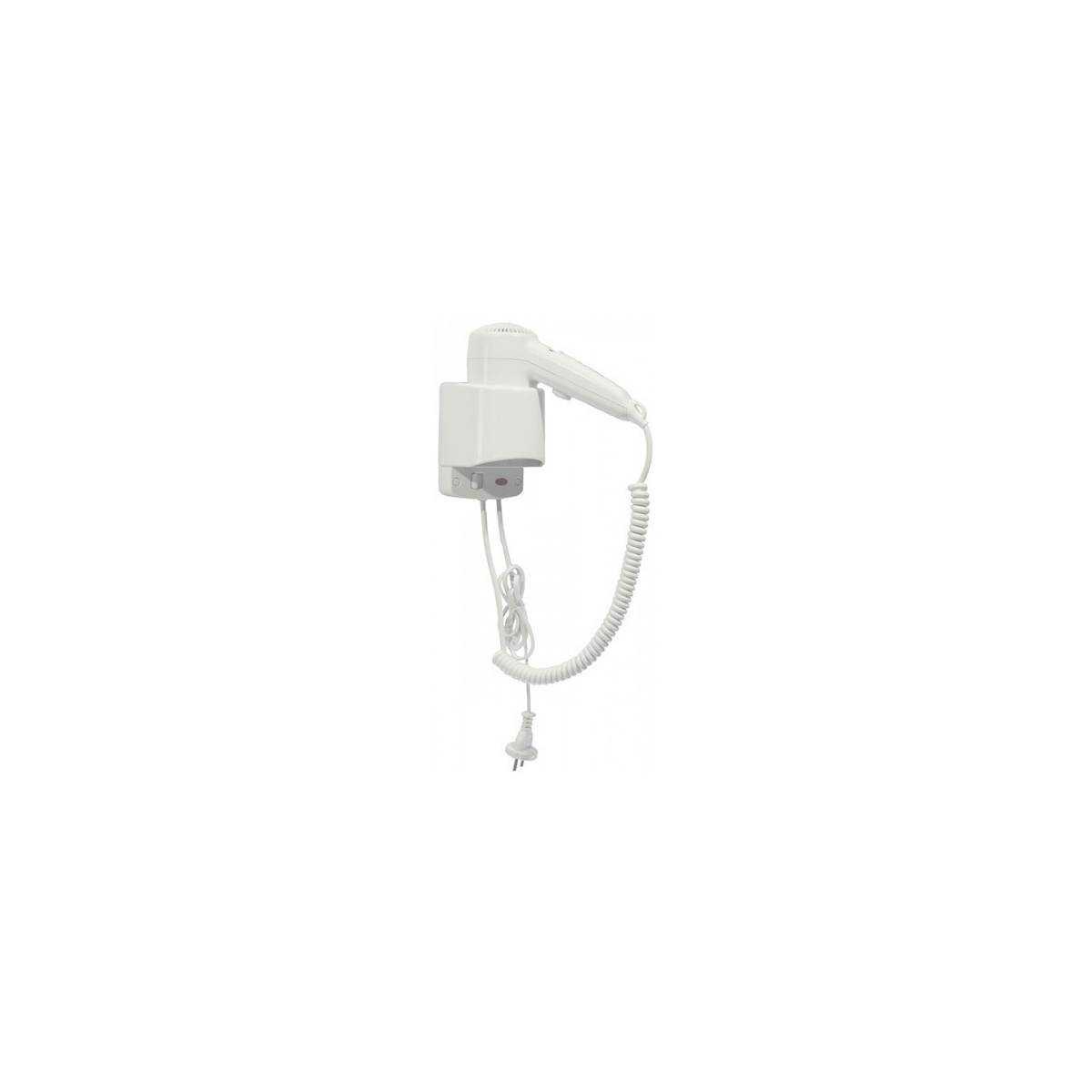 Настенный фен Mediclinics 1240Вт (SC0020) SC0020 Mediclinics
