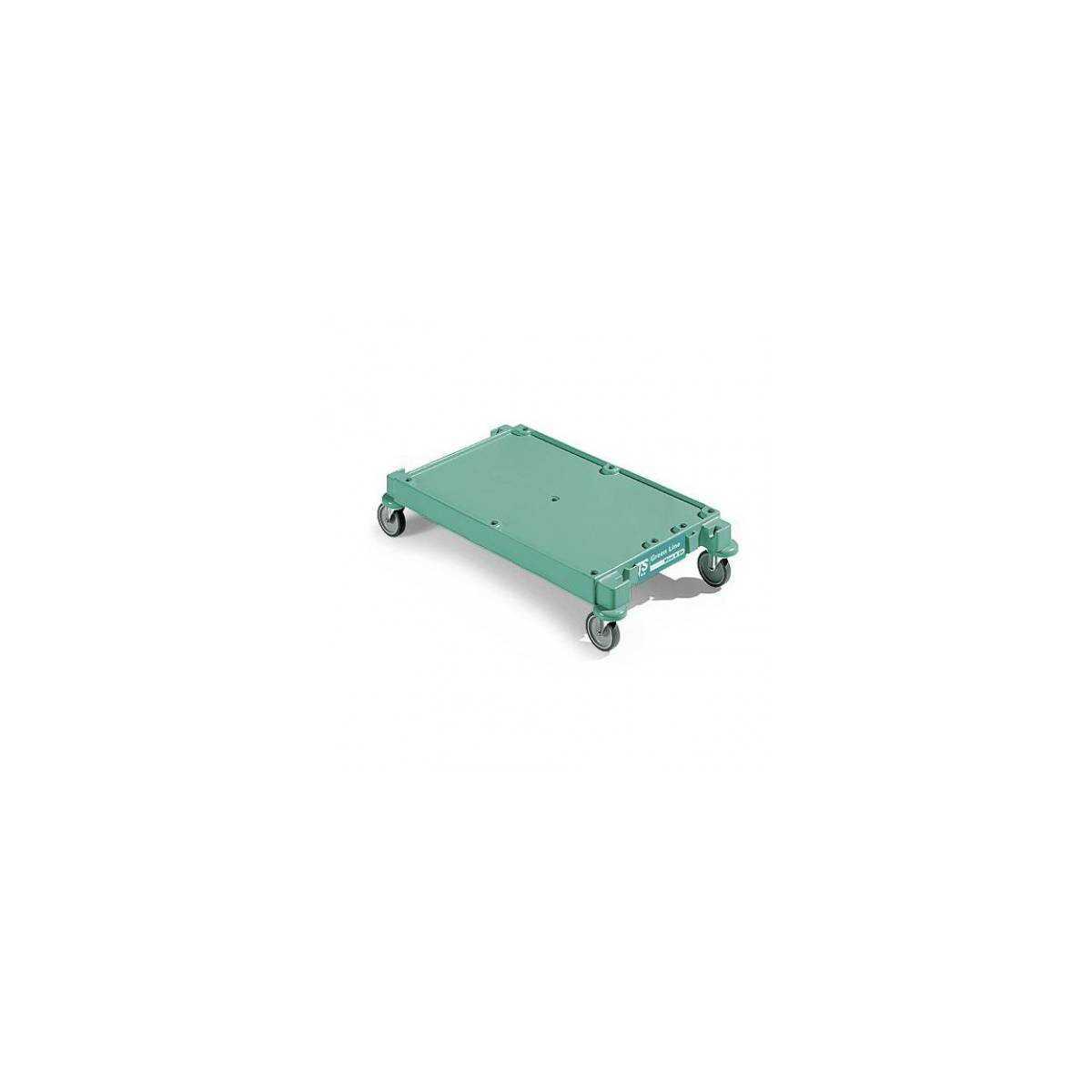 Малая база с колесами для тележек GreenLine (T091302) T091302 TTS