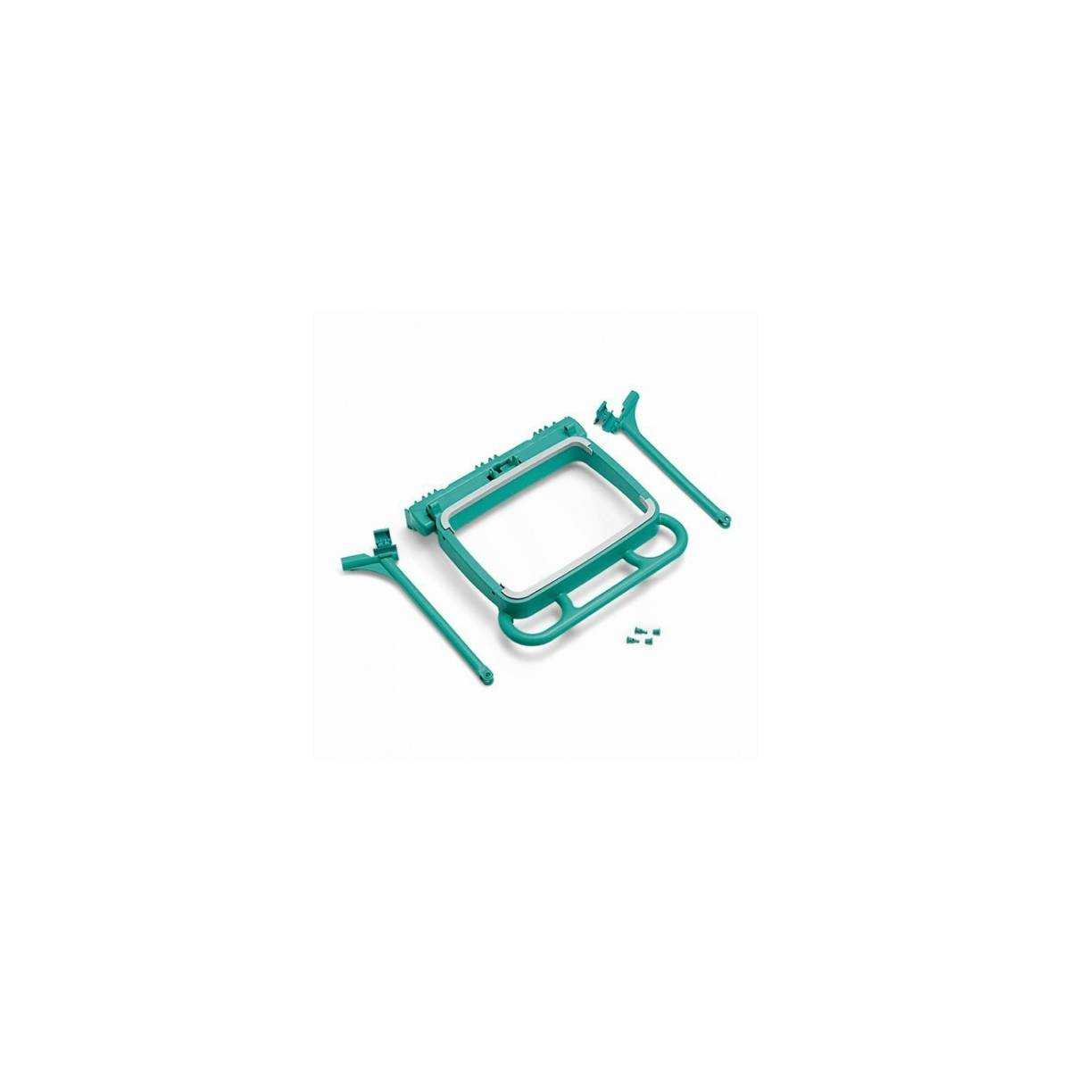 Складной держатель мешка 120л для тележек GreenLine (S070310) S070310 TTS