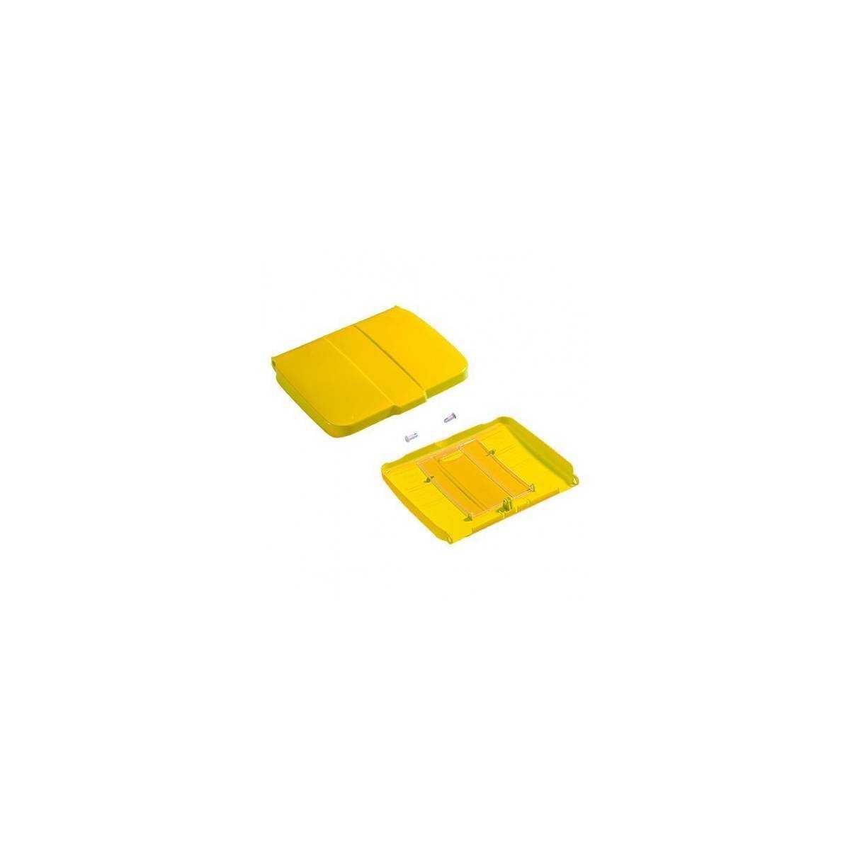 Крышка для мешка 120л с держателем документа (S070325G) S070325G TTS