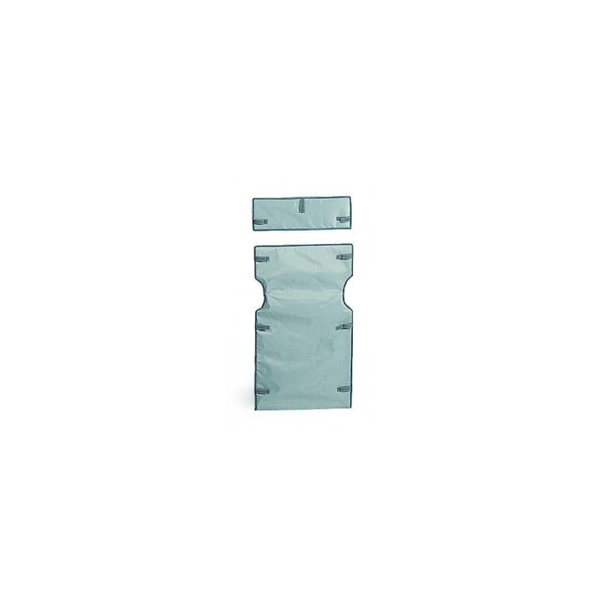 Панель боковая для тележек Green Hotel (3670) 3670 TTS