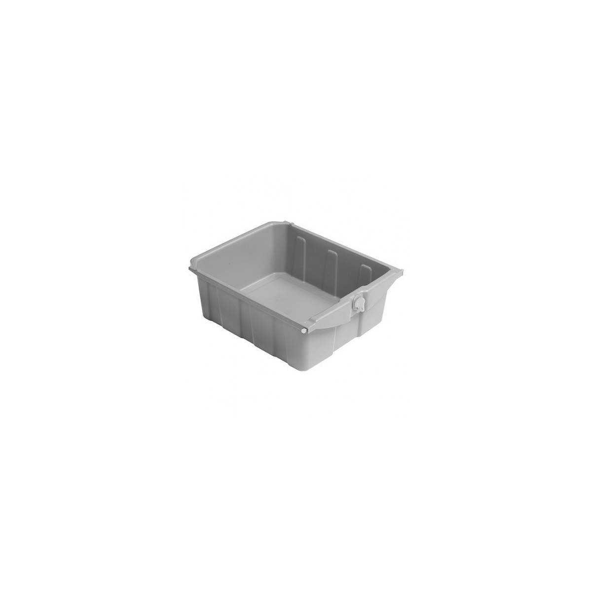 Ящик пластмассовый с замком для тележек Magic Hotel (T590782) T590782 TTS