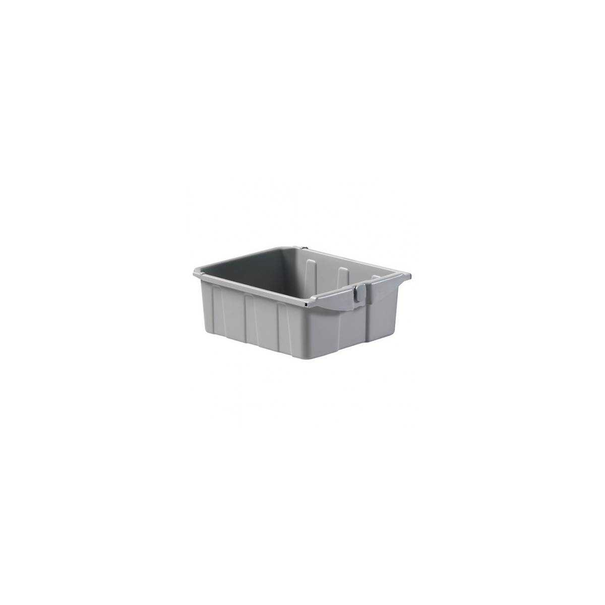 Ящик пластмассовый без замка для тележек Magic Hotel (T590781) T590781 TTS