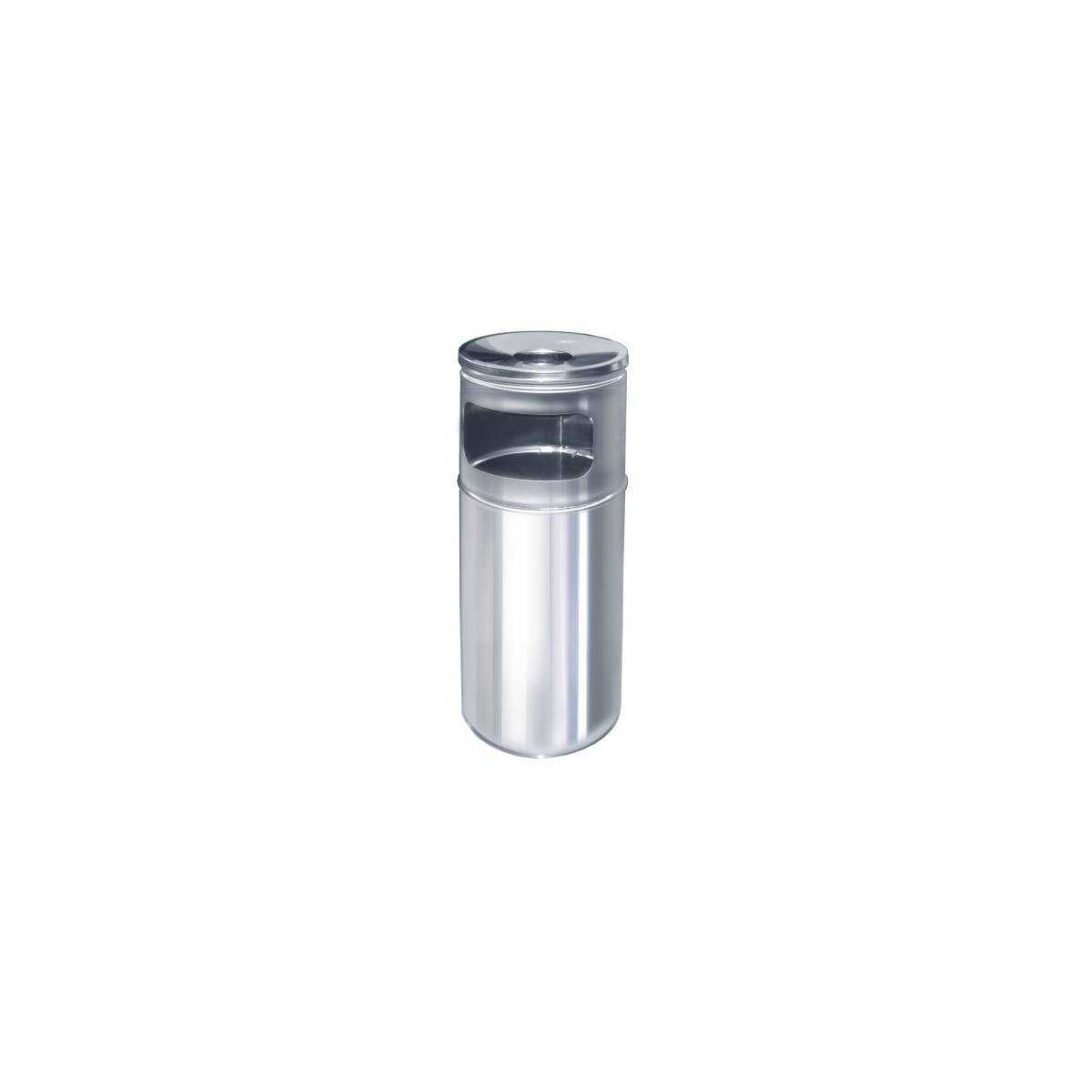 Урна-пепельница 15л R-LINE (А 500C) A-500C Атма