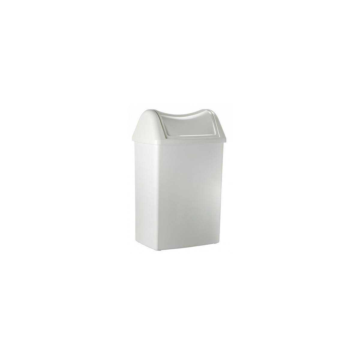 Урна для мусора с поворотной крышкой 42л ACQUALBA (820+821) 820+821 Mar Plast
