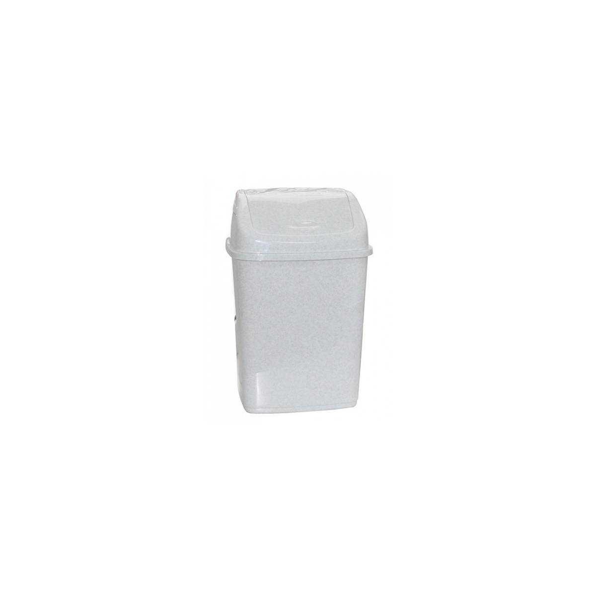 Урна для мусора с поворотной крышкой 18л (122065) 90103138 Mar Plast