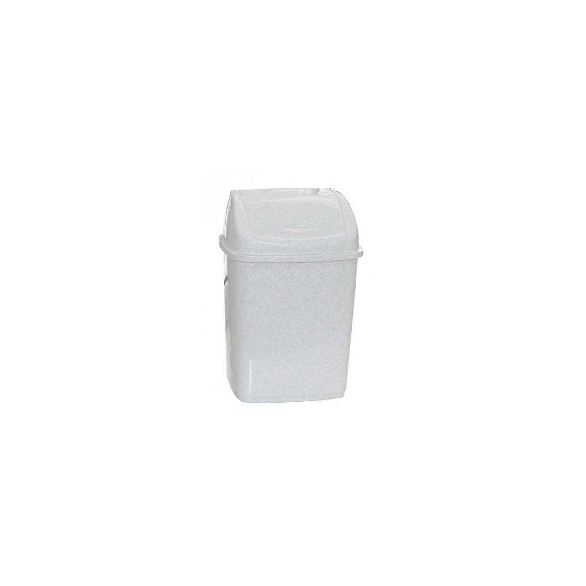 Урна для мусора с поворотной крышкой 10л (883) 122063 Mar Plast