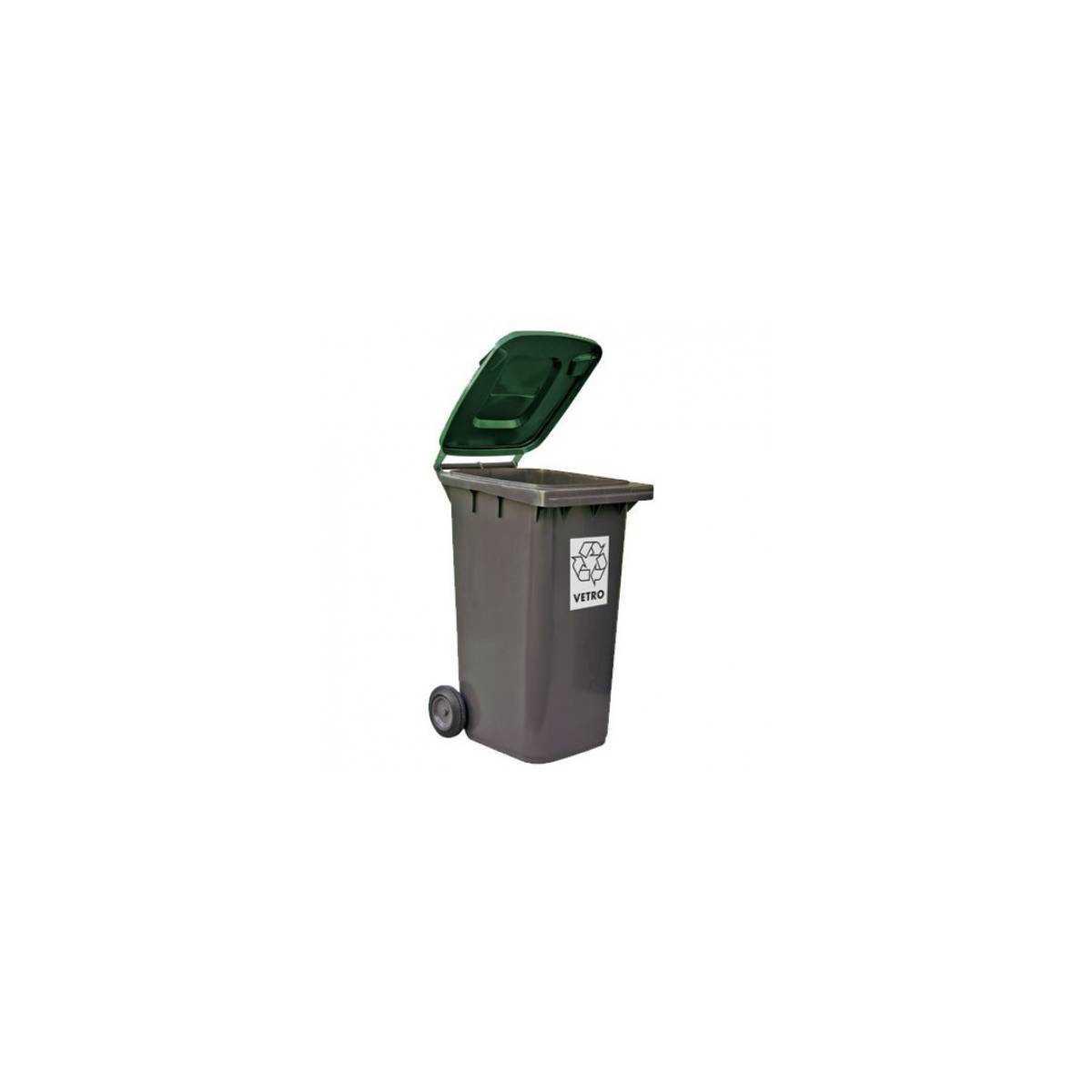 Контейнер для мусора 100л (100-VES) 100-VES Атма