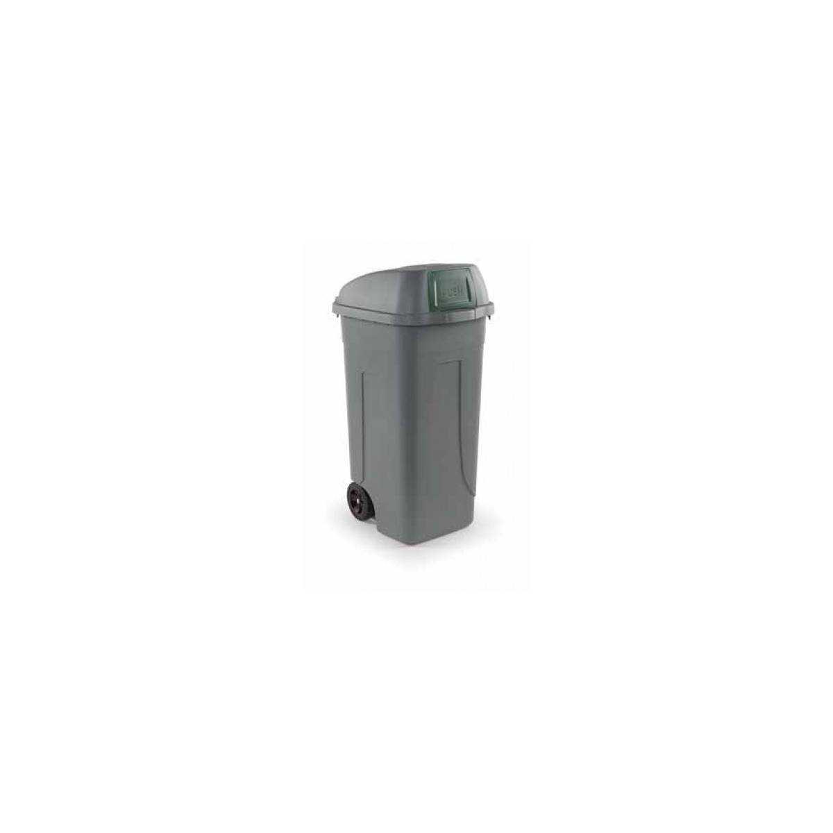 Контейнер для мусора 100л PUSH (100P-VES) 100P-VES