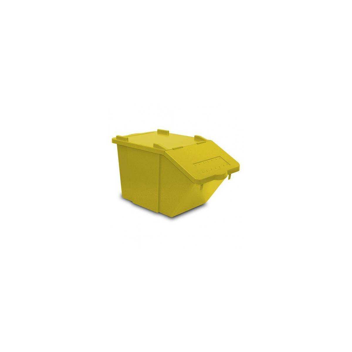 Контейнер с крышкой 45л SPLIT (S080042) S080042 TTS