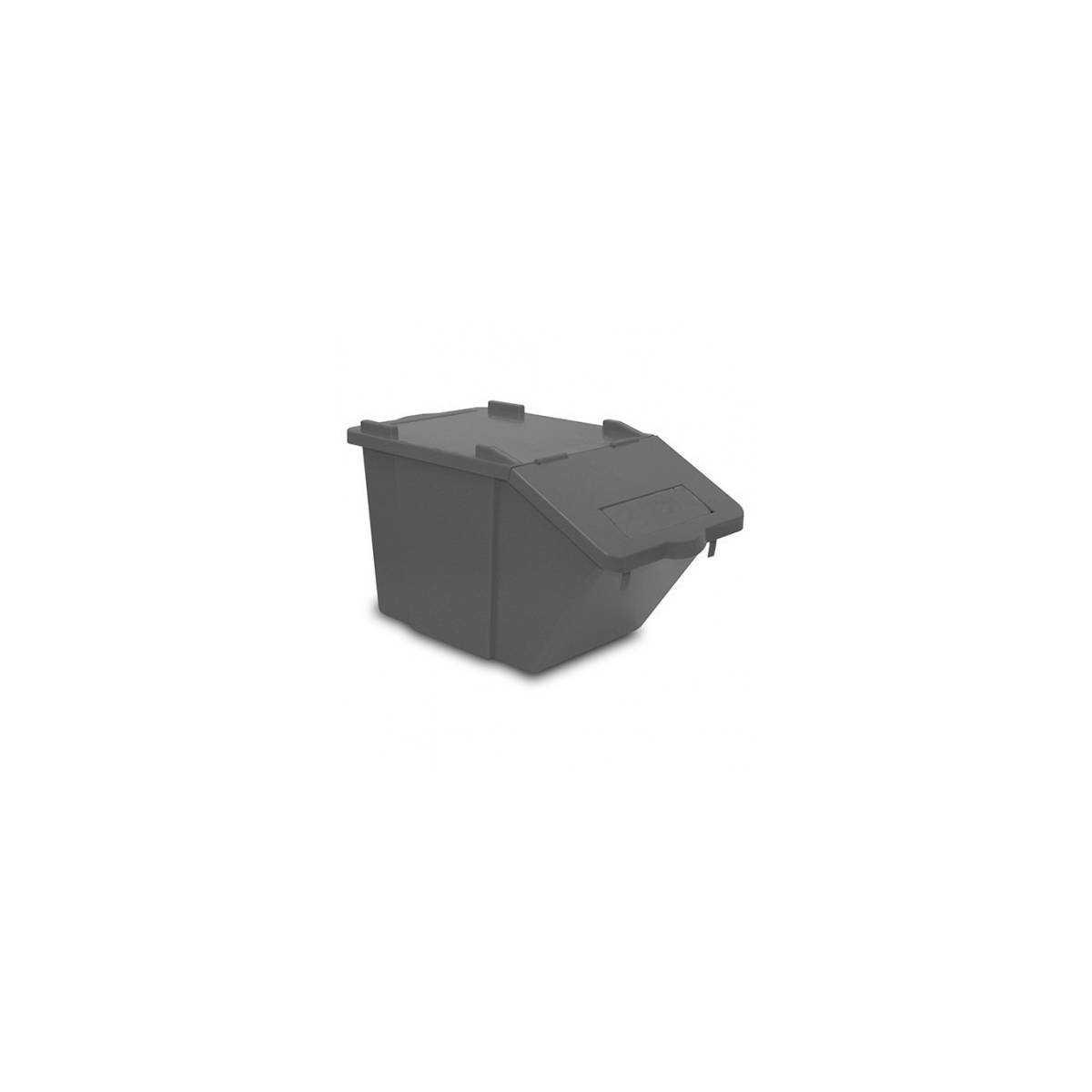 Контейнер с крышкой 45л SPLIT (S080044) S080044 TTS