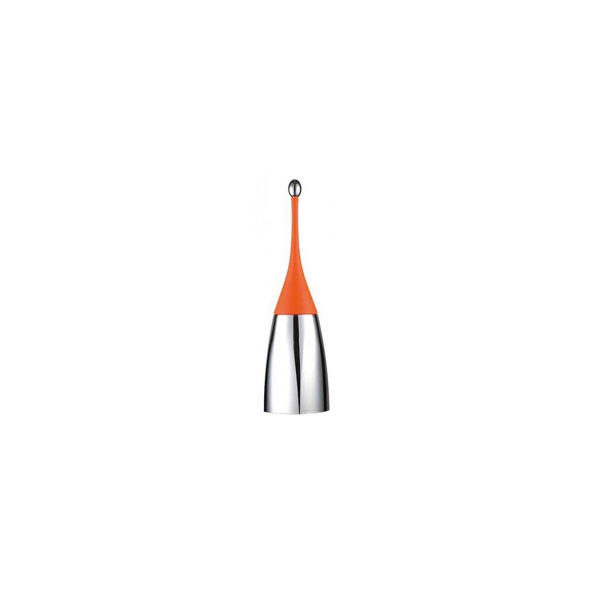 Щетка для унитаза напольная COLORED (654AR) 654AR Mar Plast