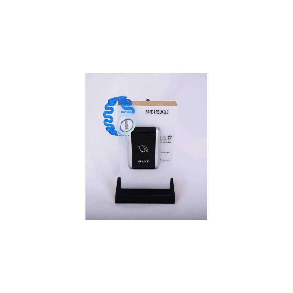 Мебельный электронный замок INV08SS INV08SS