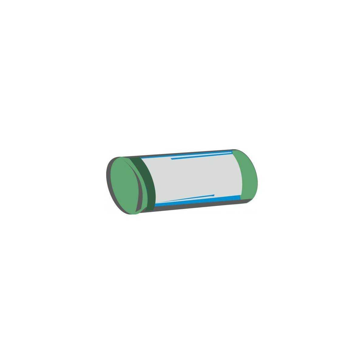 Мешки для мусора полиэтиленовые 60л ЧИСТОТА ТА БЛИСК (Зеленые) M301G Атма
