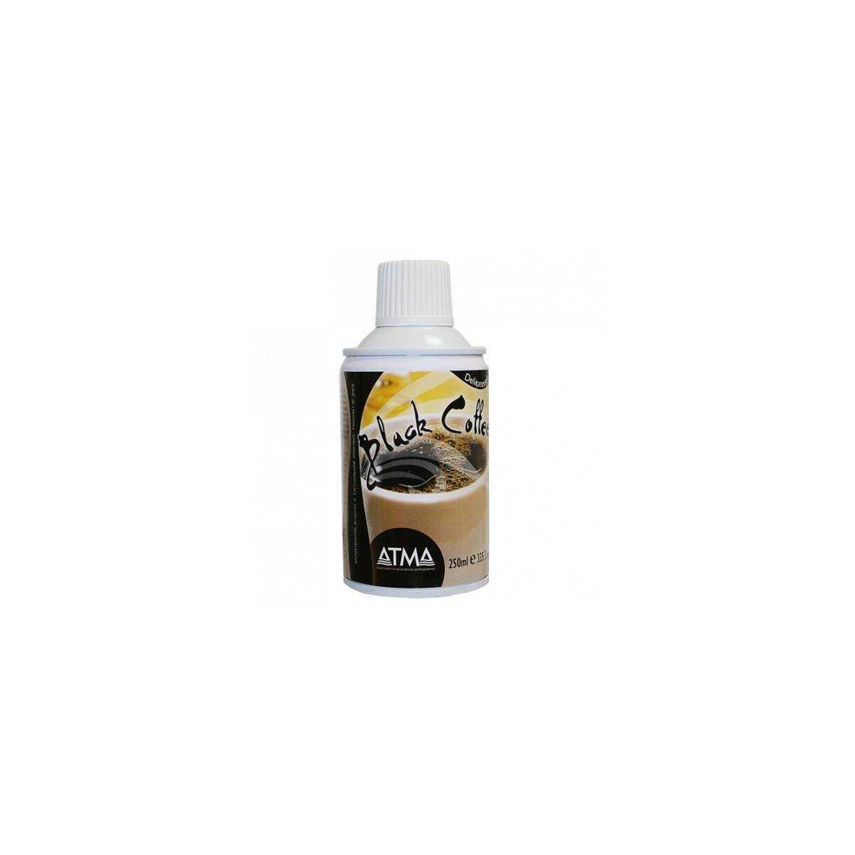 Аэрозольный баллончик 250мл, Греция (Black Coffee) 12-04-0016 Атма