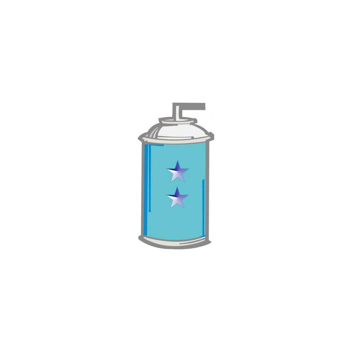 Аэрозольный баллончик 250мл, Греция (BLUE WAVE) 12-04-0047 Атма
