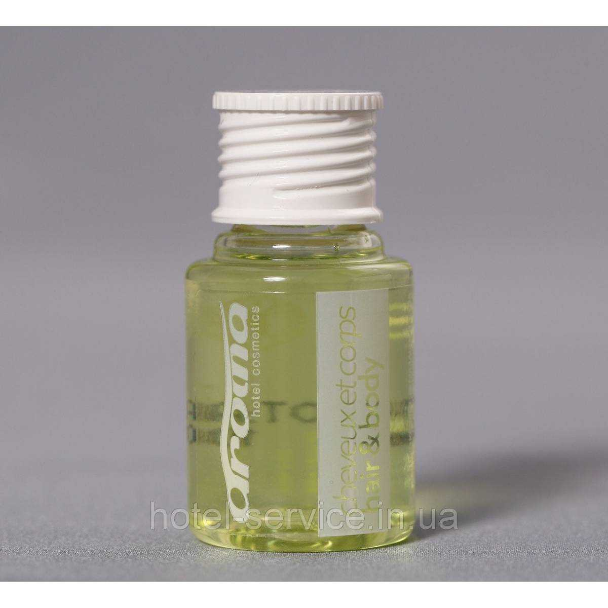 Гель для волос и тела 20 мл (Lime & Melon) 55020 Hygiene Vision