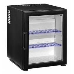 Мини-бар ISM PLATINUM SM 301 Glass, холодильник бескомпрессорный SM 301-G ISM