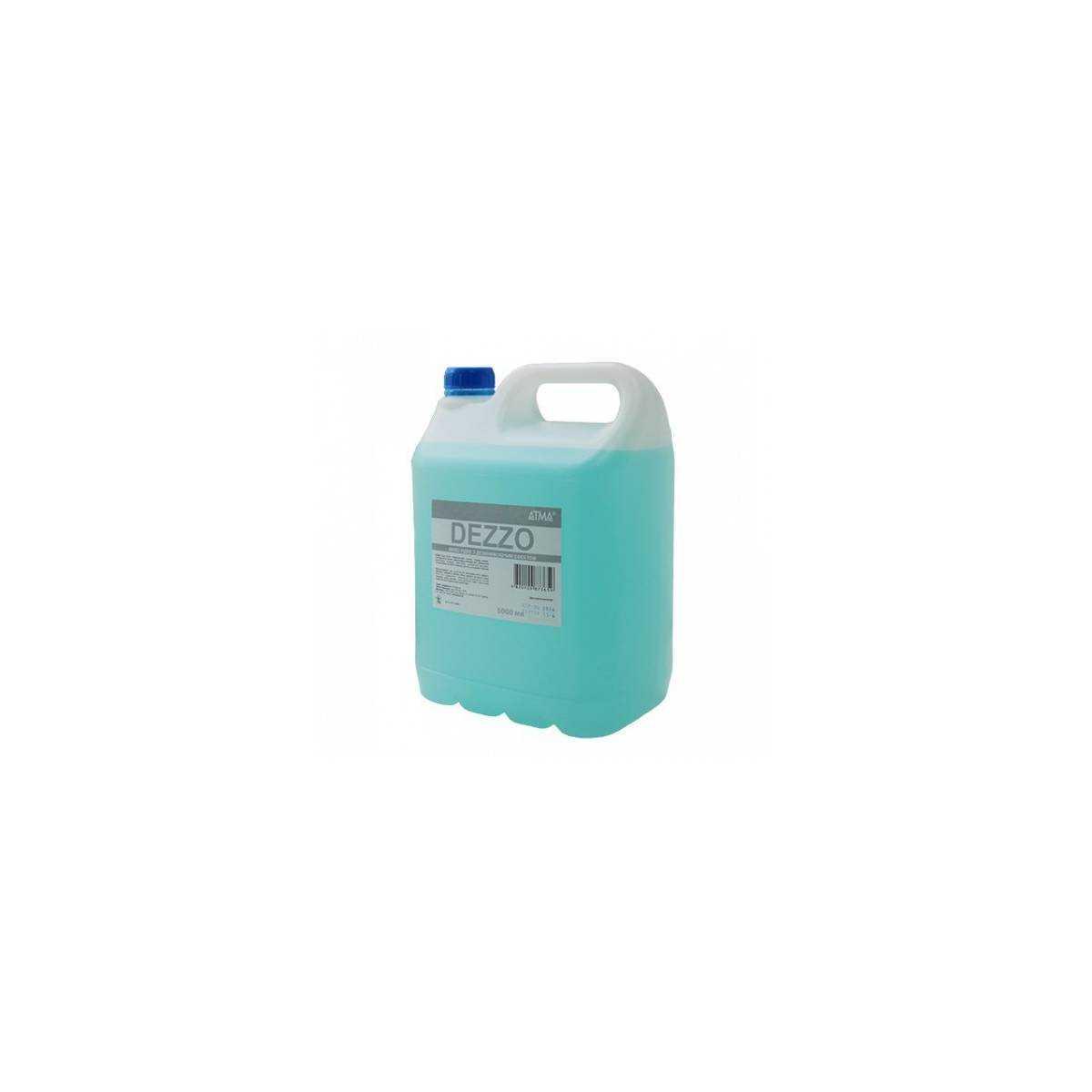 Мыло жидкое DEZZO с дезинфицирующим эффектом 5л 6M 015000 Атма