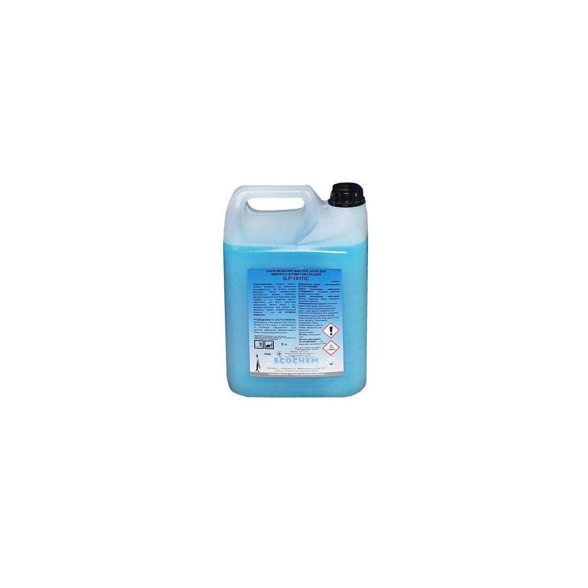 Средство моющее с ароматом «Колонья» 5л D.P.1017/C ECOCHEM
