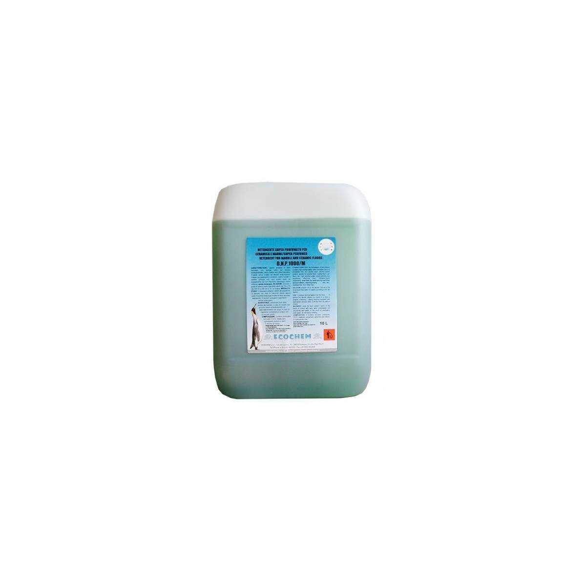 Средство моющее для керамических и мраморных полов 10 л 011000ML0100A ECOCHEM
