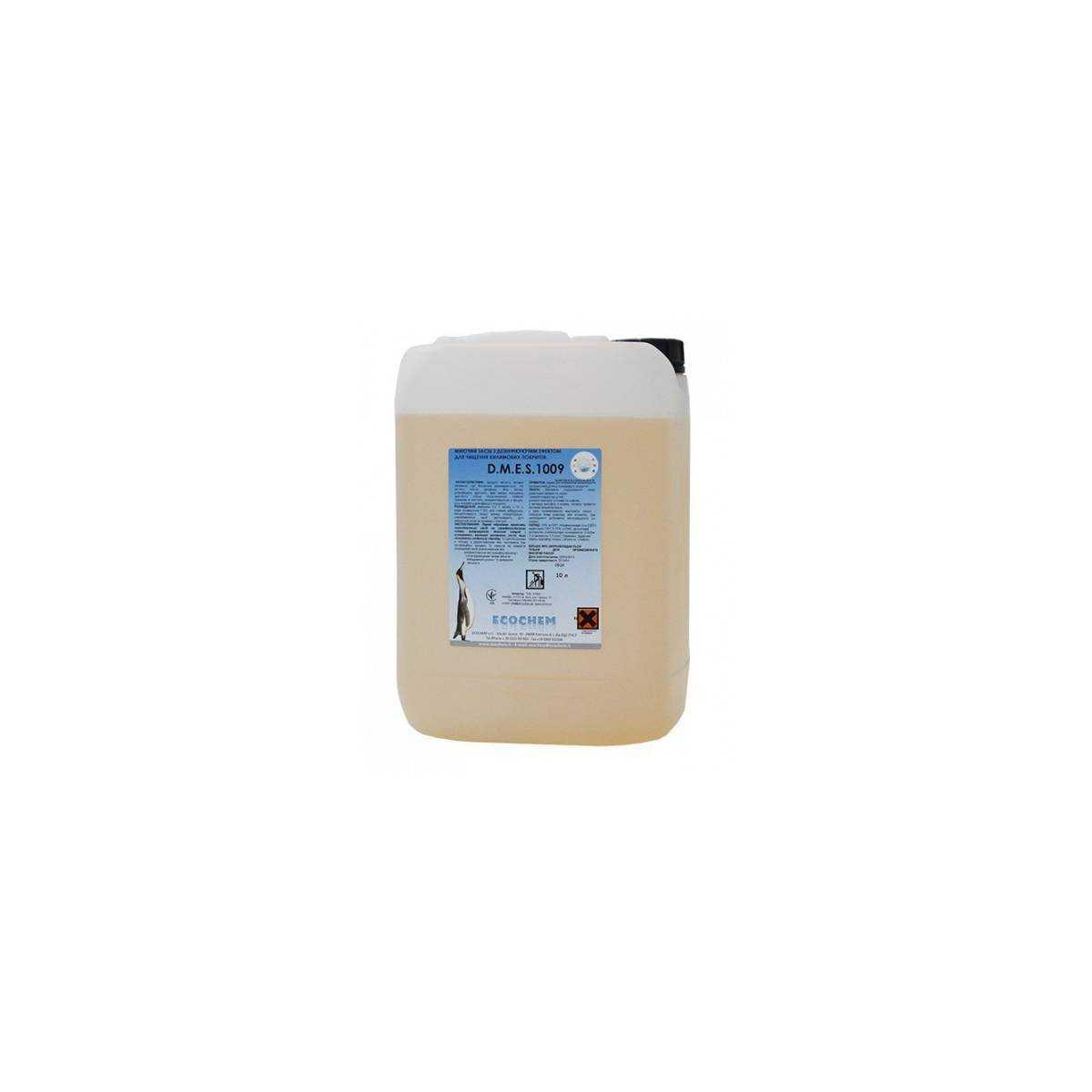 Средство для чистки ковровых покрытий 10 л D.M.E.1009 ECOCHEM