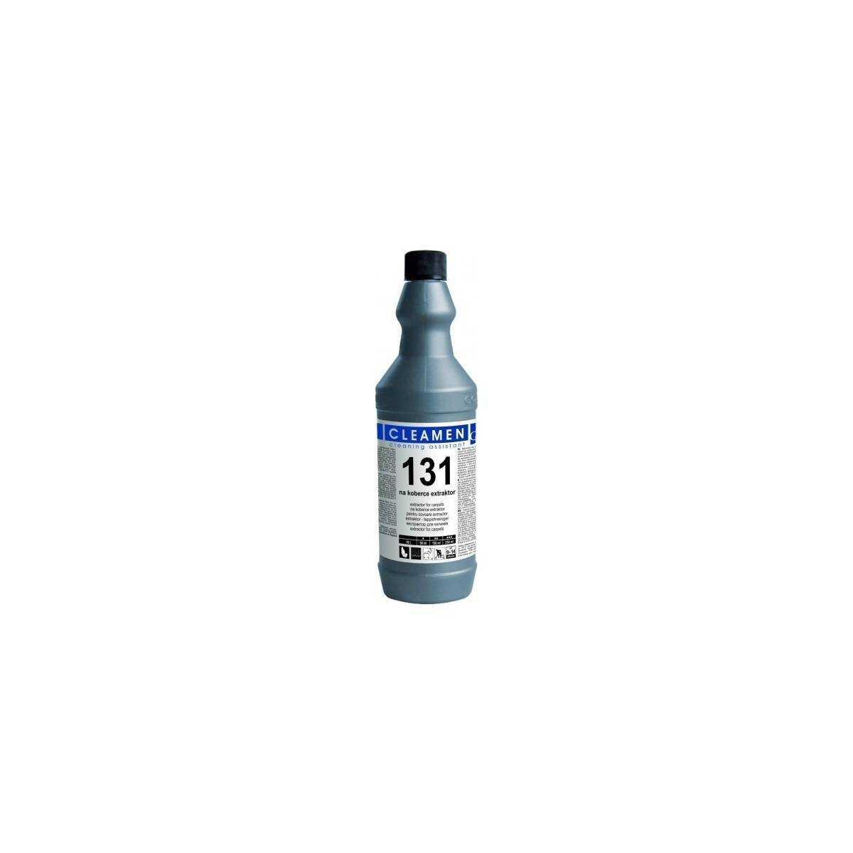 Средство для чистки ковровых покрытий Cleamen 131, 1л VC131050099 Cleamen