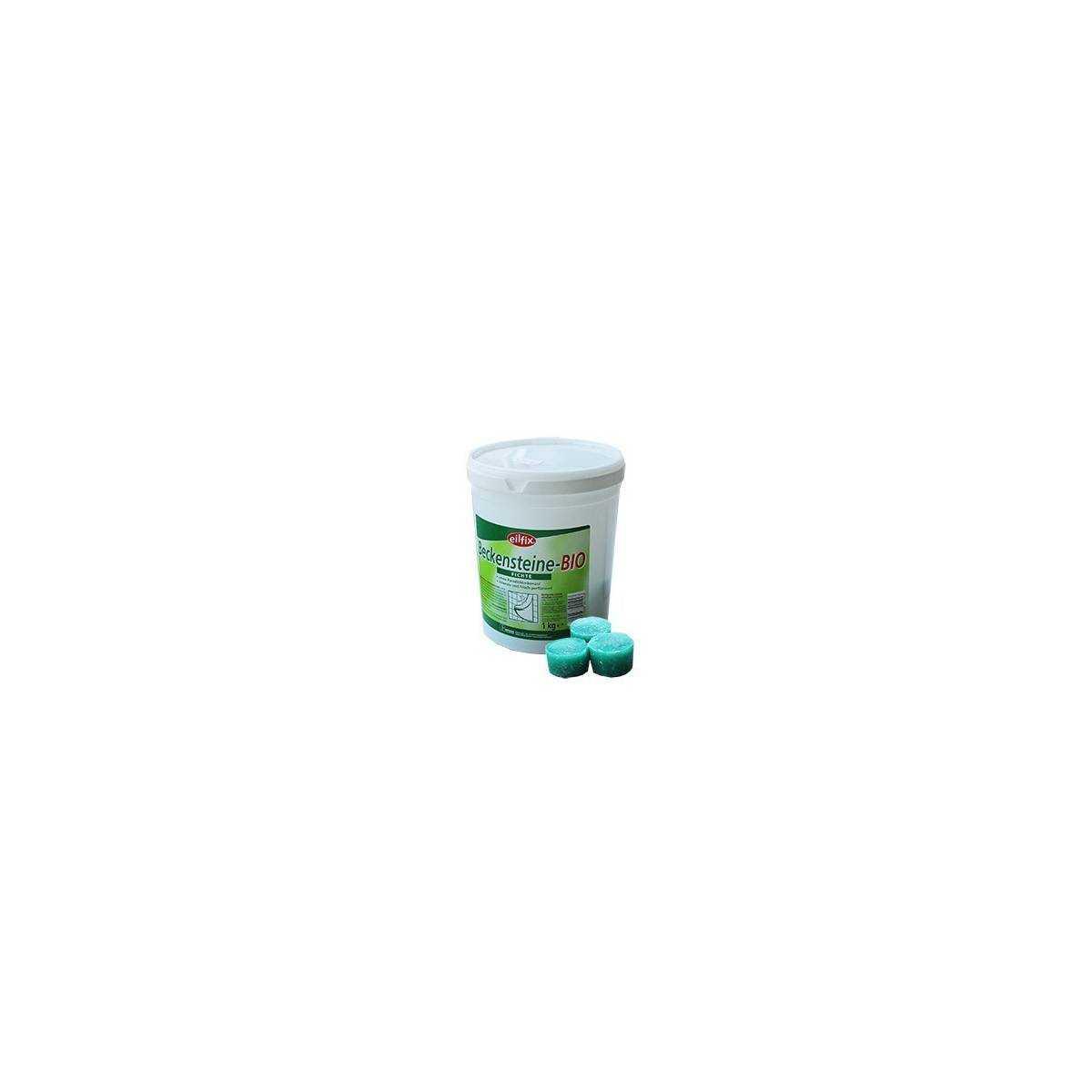 Таблетки ароматизированные для писсуаров BIO 1кг 316