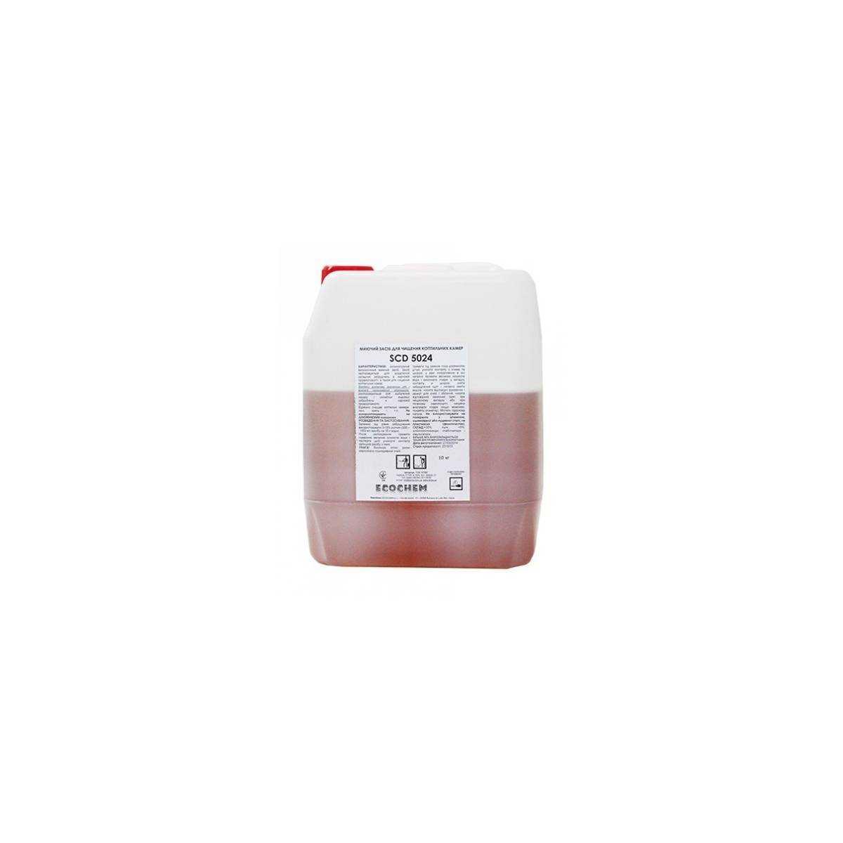 Средство для мытья коптильных камер 10кг S.C.D.5024 ECOCHEM
