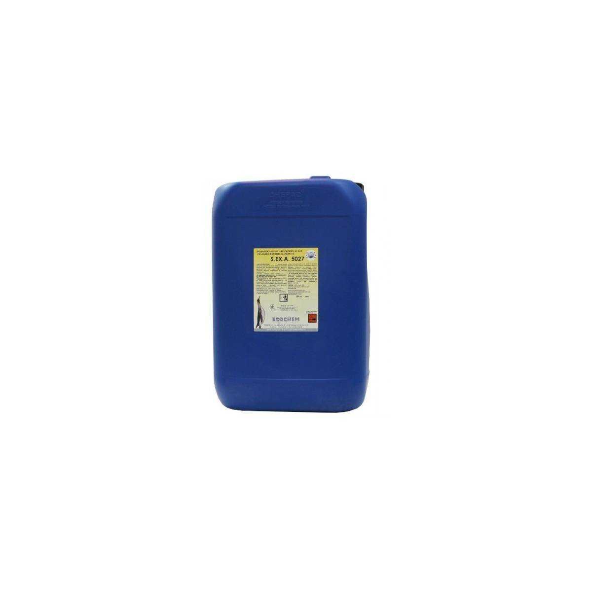 Средство моющее для сложных жировых загрязнений 30кг S.EX.A.5027-30 ECOCHEM
