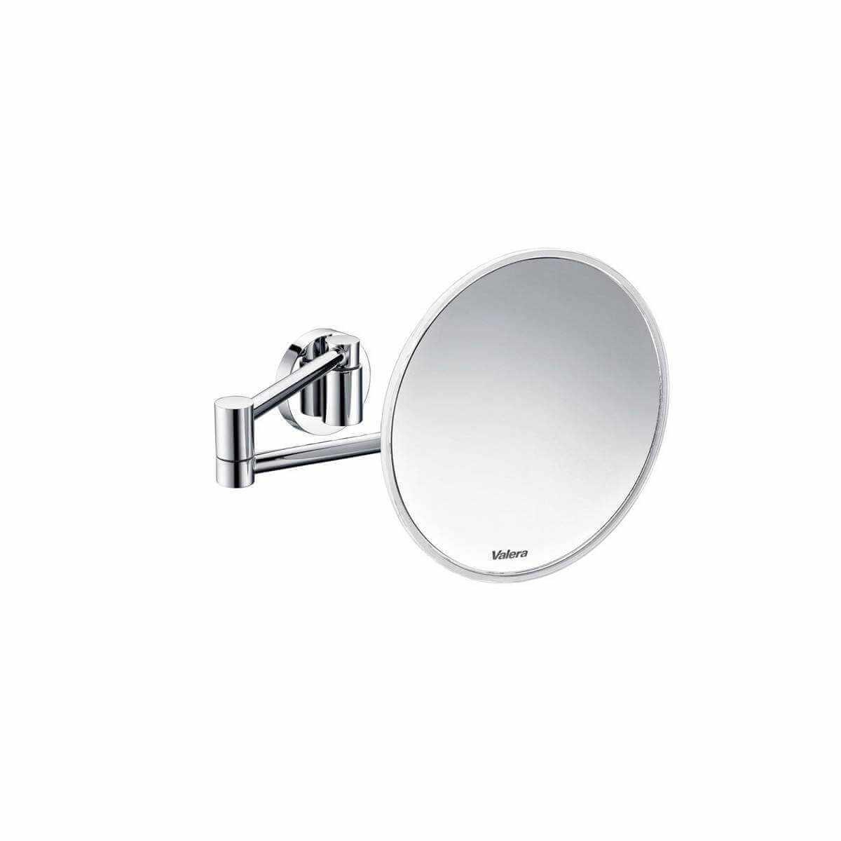 Круглое настенное зеркало с увеличением Valera Essence Round