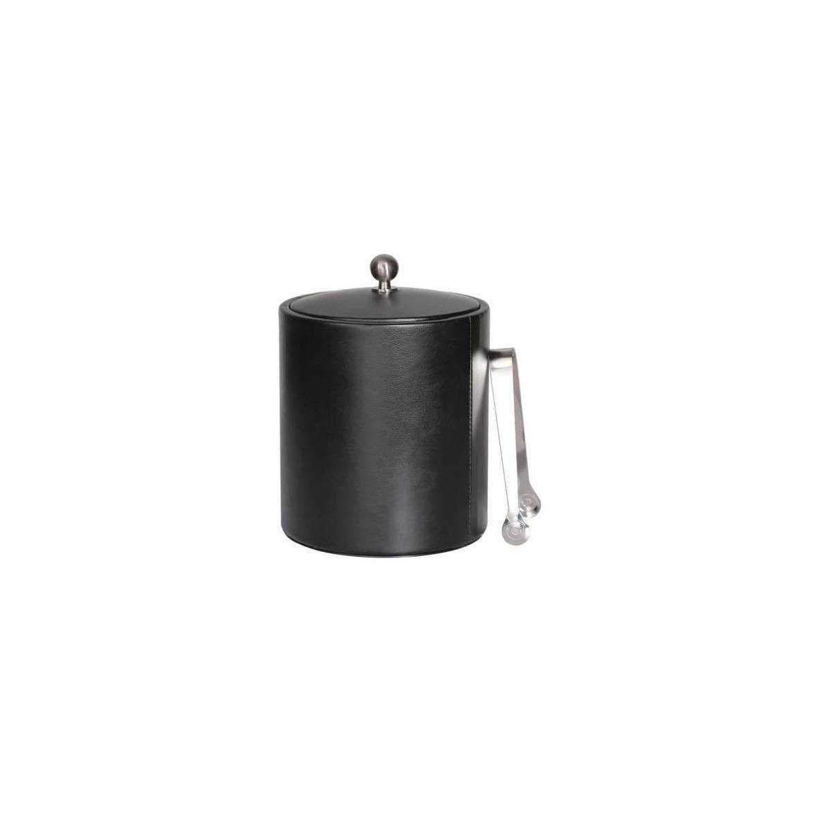 Ведро для льда 1л (черное) 8991028 BK JVD