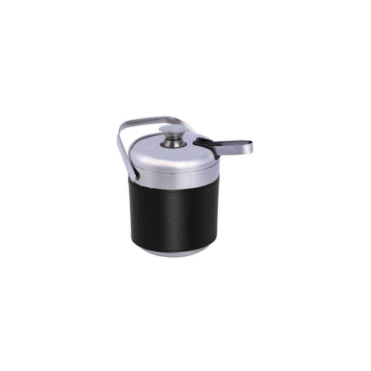 Ведро для льда 1л (черное) (8991030 BK) 8991030 BK JVD