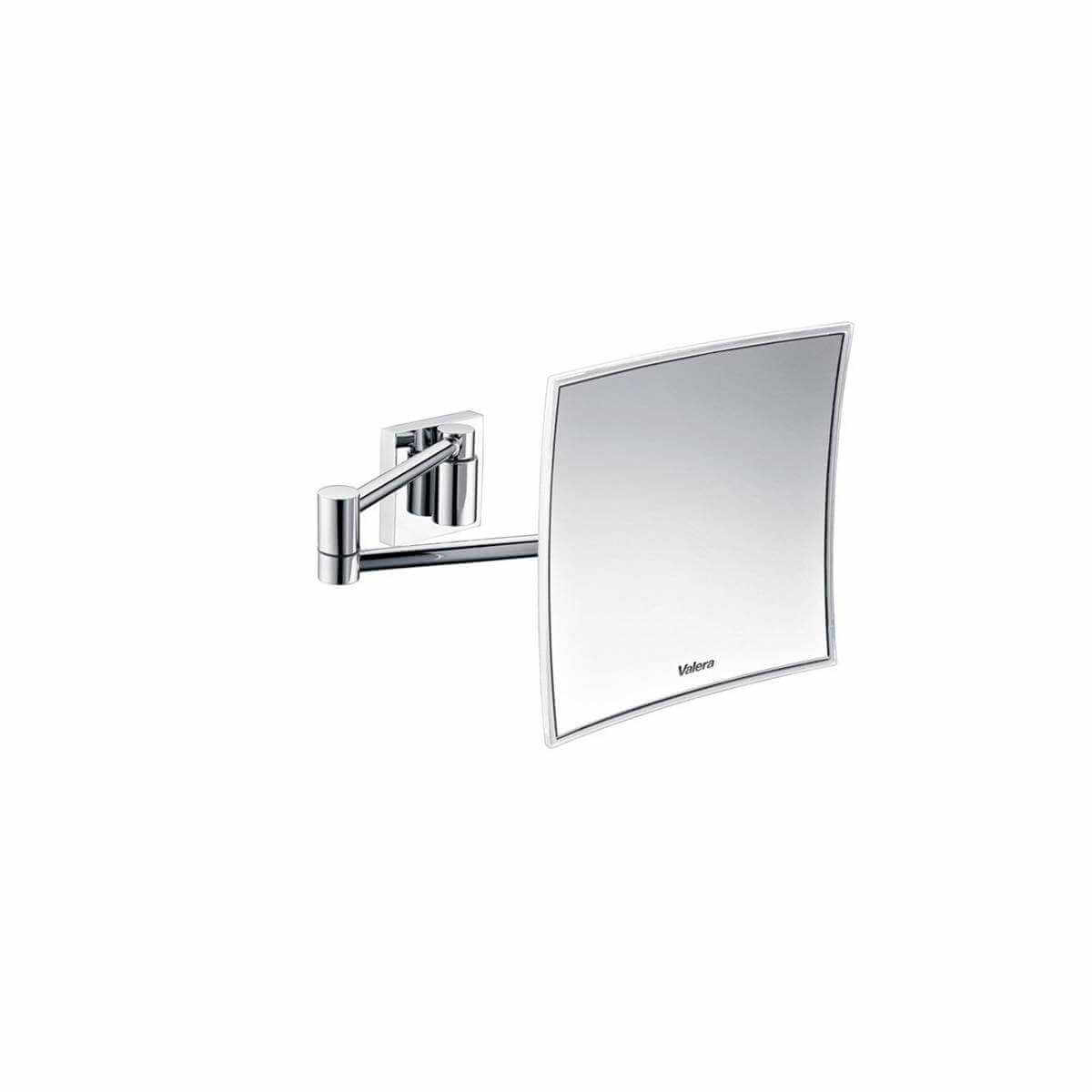 Квадратное настенное зеркало с увеличением Valera Essence Square 207.08 Valera
