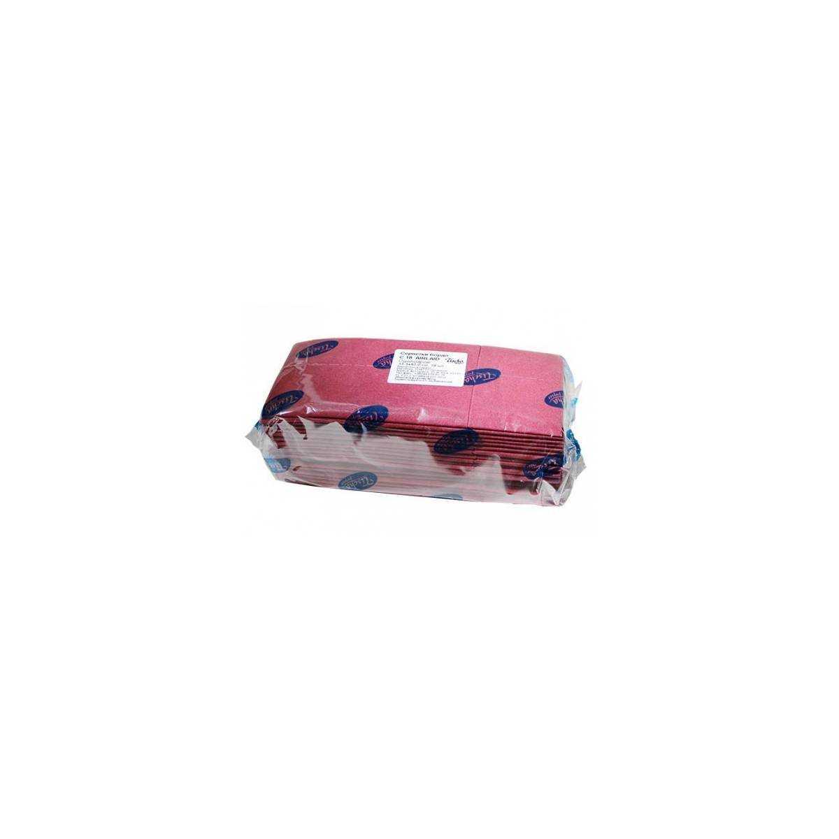 Салфетки столовые бордовые (C18R) C18R Tischa Papier
