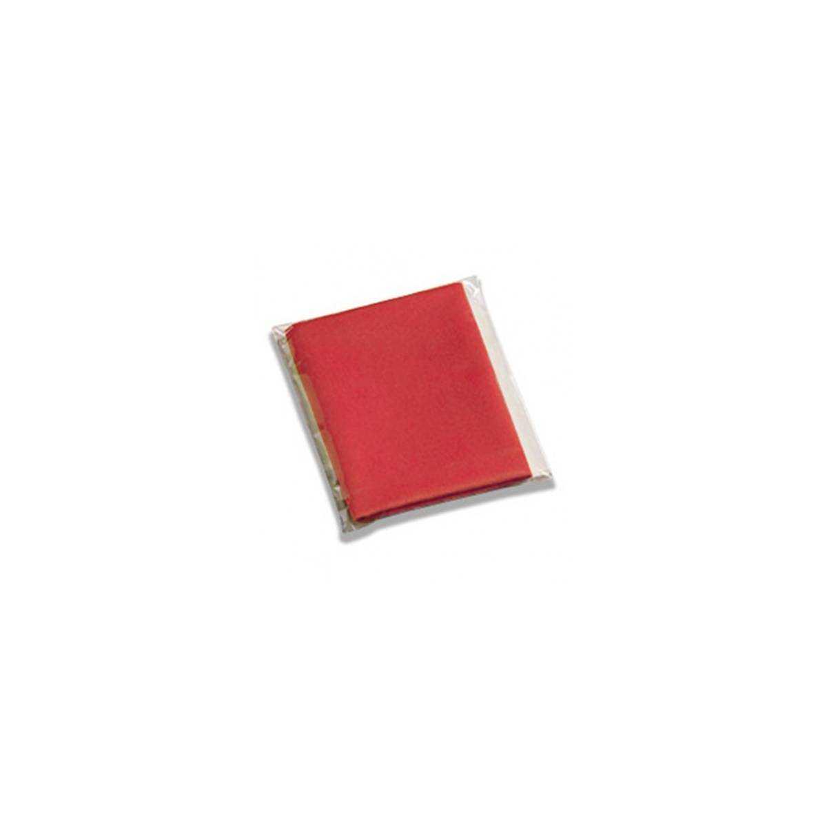 Салфетки для влажной и сухой уборки Silky-T 5шт. (Красные) TCH101210 TTS