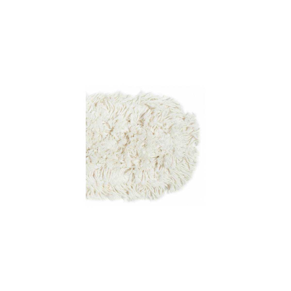 Запаска (моп) швабры для сухой уборки хлопок 40см 18020 TTS