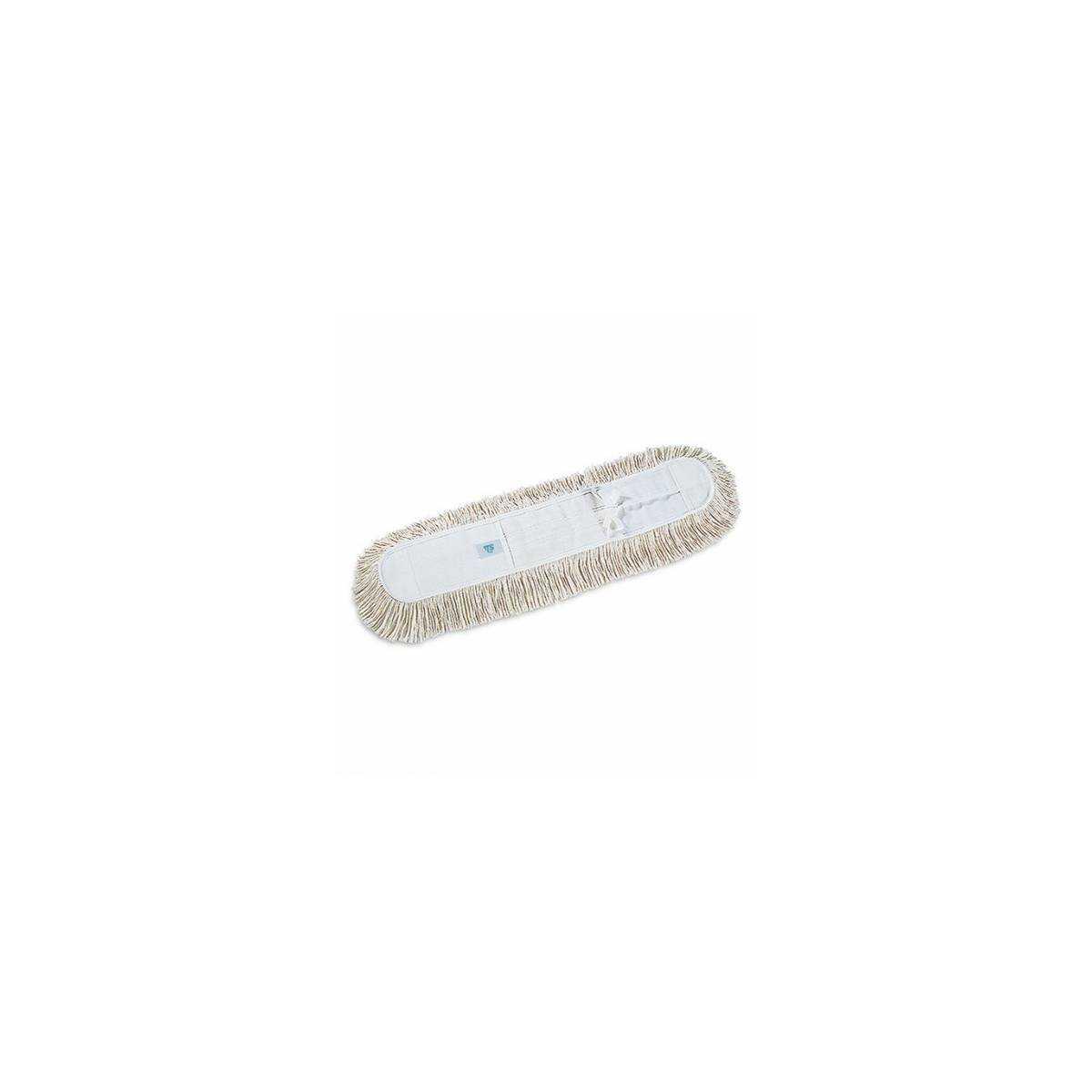 Моп (запаска) для сухой уборки хлопок 40см с завязками 00000251 TTS